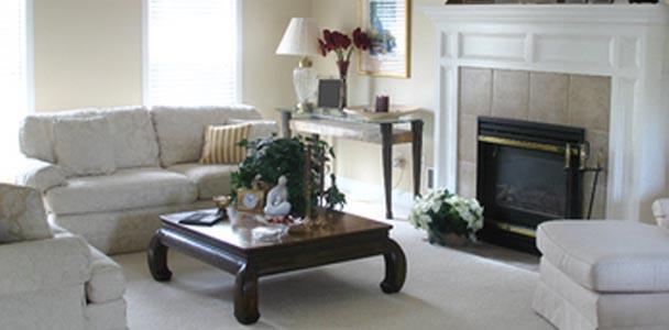 Nettoyage résidentiel tapis, chaise, rideau, futon et divan